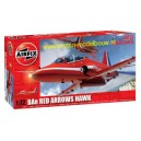 BAe Red Arrows Hawk  S2  1:72