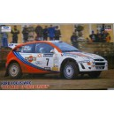 FORD FOCUS WRC 1:24 Rally of Great Britain HASEGAWA