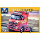 IT3821 VOLVO FH16 GLOBETROTTER 1:24   ITALERI